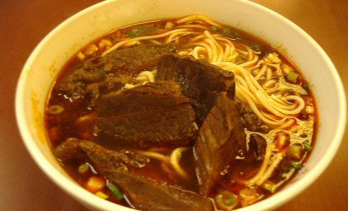 牛皮弃台湾牛肉面