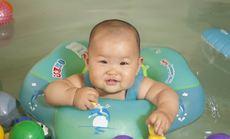 宝宝星婴儿游泳100次课程