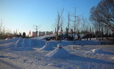 朝阳公园亚布洛尼滑雪场