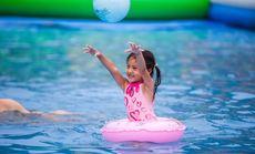 静之湖小丑节周末家庭票