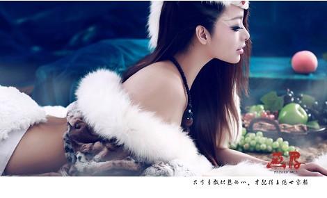 凤禧阁古典文化艺术摄影