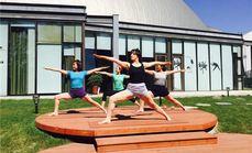 禅瑜伽单人两节瑜伽课程