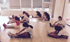星舞团瑜伽体验课