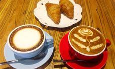 影创大咖情侣咖啡套餐