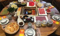 壹捞火锅四人套餐