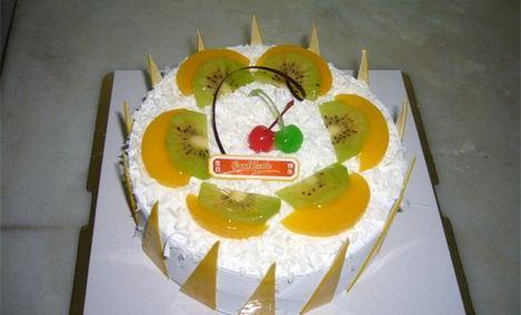 津香园蛋糕