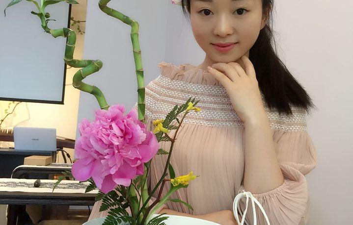 汉艺唐风初阶花艺课