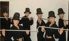 红舞鞋舞蹈爵士舞体验课