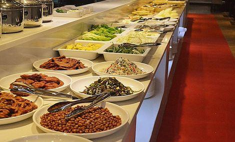 汉釜宫韩式自助烤肉(99广场店)