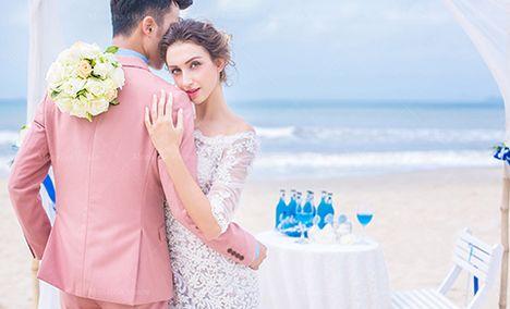 蒙娜丽莎婚纱概念摄影