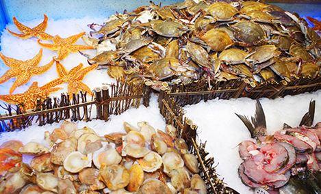 圣马丁海鲜自助烤肉 - 大图