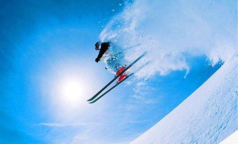 江南天池滑雪场 - 大图