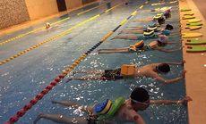 逸体成人一对二游泳培训