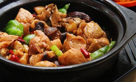 上黄焖鸡米饭(财大光华店)