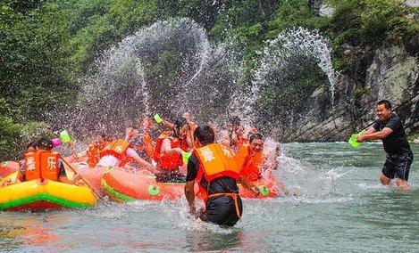 武隆-仙女峡漂流