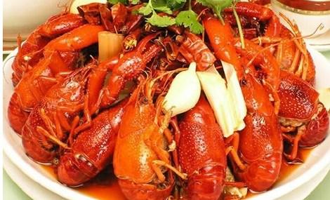 孟四龙虾海鲜烧烤