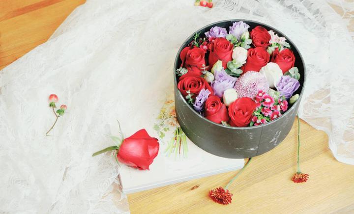 Lavierose花艺