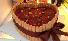 甜咪公主蛋糕坊6英寸蛋糕