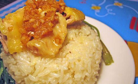 缅甸鸡汁饭