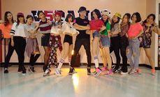 V5舞蹈8节舞蹈体验课
