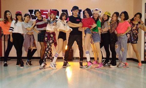 V5舞蹈工作室