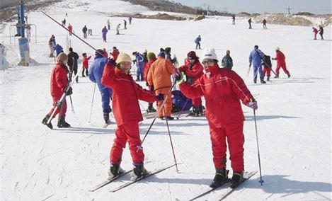 四喜居即墨天泰滑雪场