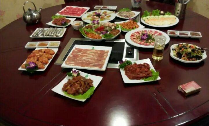 汉釜宫韩式烤肉(凌源店)