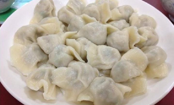 百吃不厌水饺