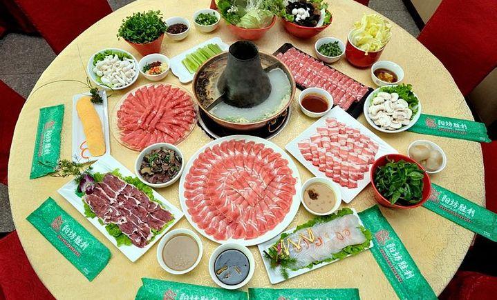 阳坊胜利涮羊肉(沙河店)