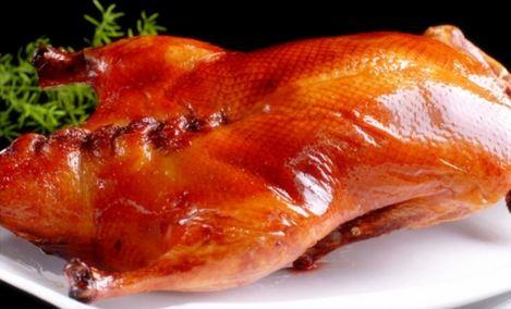 北京片皮烤鸭