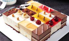 维尔纳斯意式12口味蛋糕