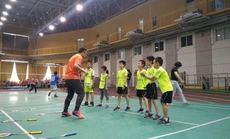 学羽体育羽毛球暑期特训营