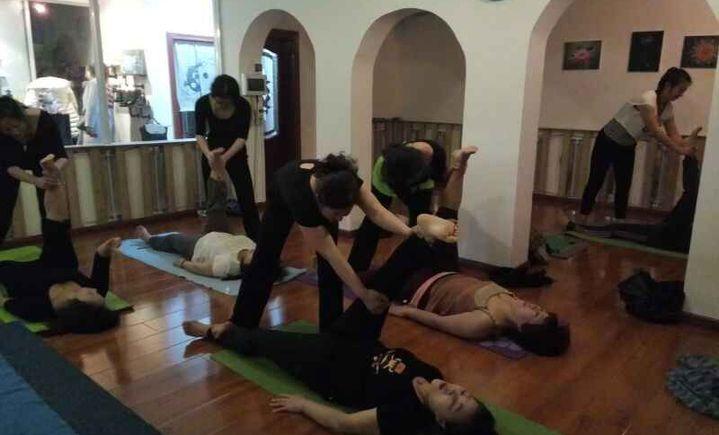 花舞禅私人瑜伽会所