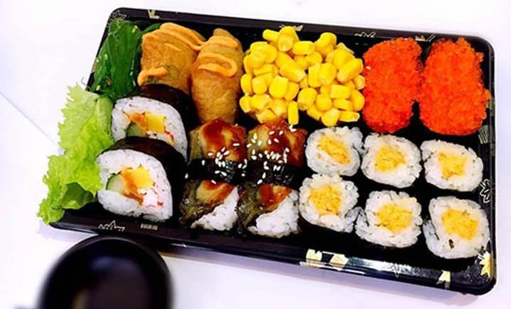 美井寿司料理