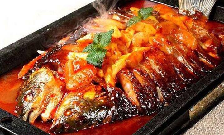 尚渔味时尚烤鱼(南楼店)