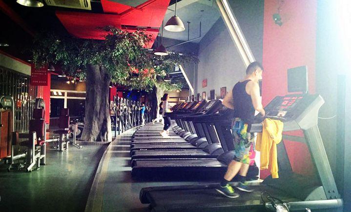 伊特斯国际健身美容中心