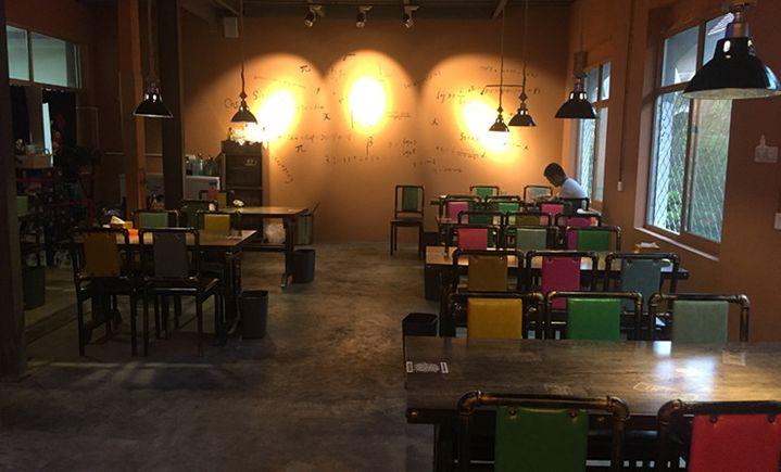 九味山房主题餐厅