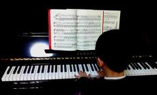金之音琴行钢琴体验课
