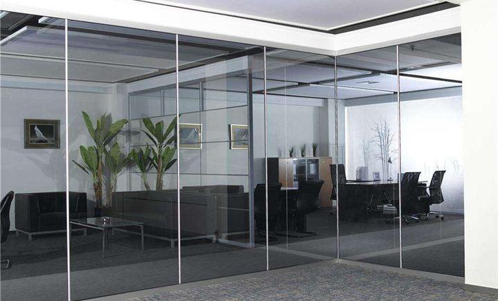 新耀空间玻璃隔断