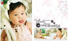 智美视觉宝宝摄影