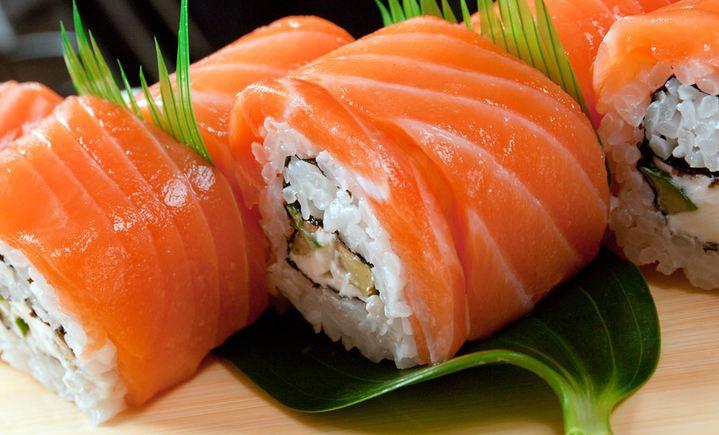 鲜品外带寿司