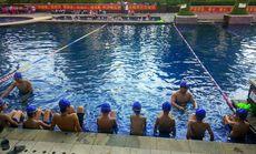 国瑞花园游泳池