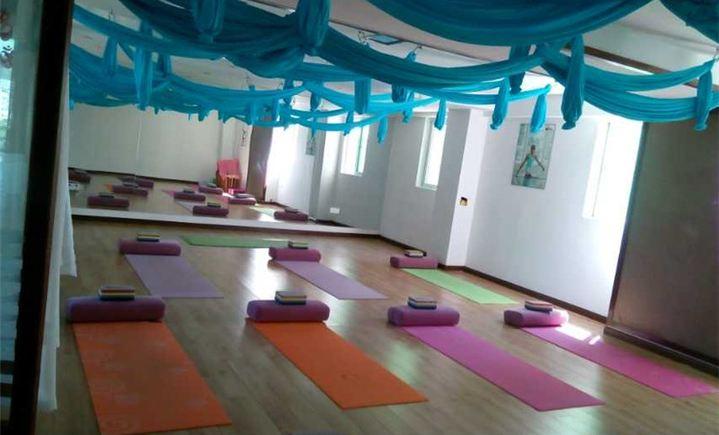 澜瑜伽会所