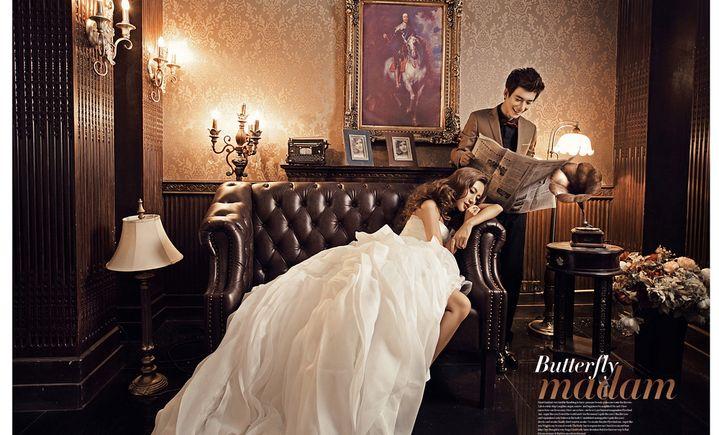 爱侬婚纱摄影