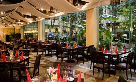 长隆酒店白虎餐厅