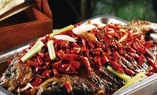 蜀风阁烤鱼3人餐