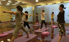 静水胭脂瑜伽养生会所