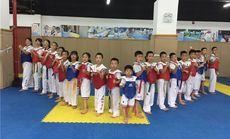 傲士传奇跆拳道精品体验课