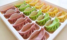 麦乐基七彩水饺