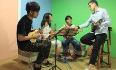 糖果吉他集体课16课时